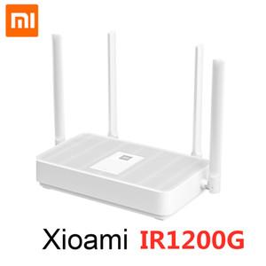 Xiaomi Router IR1200G 2.4GHZ 5G Wi-Fi 1167MBS Двухдиапазонная гигабитная скорость WiFi Repeater 4 Andendas Network Extender Усилитель сигнала