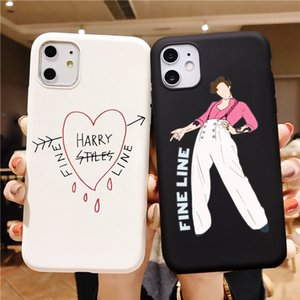 PUNQZY Harry Styles love on Tour 2020 Funny Phone Case For iPhone 12 pro 11 PRO MAX XR 6s 8 7 Plus 5S X XS MAX SE 2020 TPU Cover