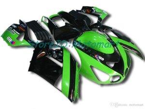 Cuerpo para Kawasaki Ninja ZZR1400 14 R ZX14R 06 07 ZZR 1400 ZX-14R ZX 14R 2006 2007 Carreying ZX14R003