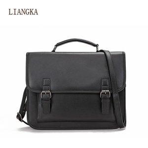 Male Handbag Pu Leather Messenger Bags Casual Fashion Men High Quality Crossbody Shoulder Bags Men's Multifunctional Bag 2021