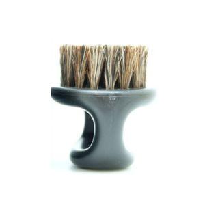 الرجعية البنصر الدائري فرشاة البلاستيك خنزير شعيرات مرونة التنظيف اللحية الأزياء نمذجة الوجه دائم الرجال فرش 2 4MX G2
