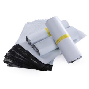 10 Size New Plastic Poly Self-seal Self Adhesive Express Shipping Bag White Courier Mailing Envelope Courier Post Postal Mailer Bags