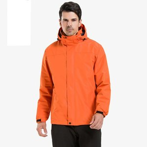 2021 Men Hiking Jacket Waterproof Thicken Sports Snowboard Climbing Winter For Outdoor Lovers And Women Raincoat Uubul