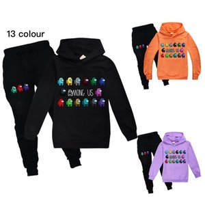 13 colors Children's Fashion Casual Suit Boys and Girls Sweater + Casual Pants-Baby 2-piece Set 745 Baby Kids Clothing