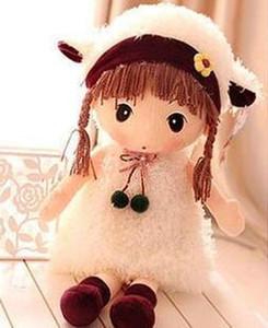 8Pcs lot 9CM LoL Doll with feeding bottle American PVC Kawaii Children Toys Anime Action Figures Realistic Reborn Dolls for girls