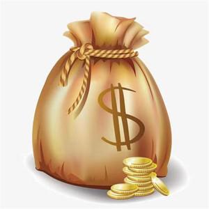 Ремень сумки талии сумка заплатить деньги на дополнительную стоимость коробки или отгрузки DHL, всего 1 шт. = $ 1 1005