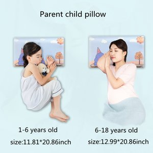 Antibacterial and anti mite pillow, memory sponge, for sleep, cervical pillow for neck pain, neck support back, orthopedic profile pillow