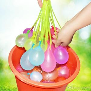 Funny Water Globons Toys Magic Summer Beach Party Llenado al aire libre Balloon Bombas Juguete Para Niños Niños Adultos
