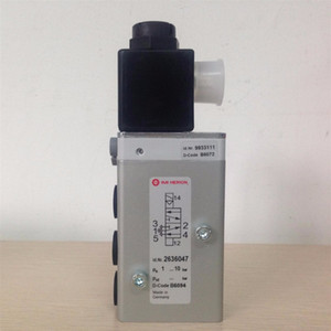 Magnetventil Avid P / N 791N024DWD1MN00 Norgren 2636047.0242.024.00 3/2 Richtungssteuerventil
