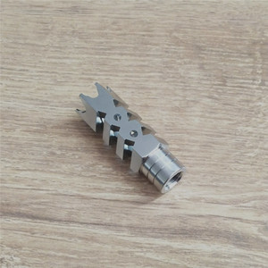 Compac Muzzle Brake Steel Shark