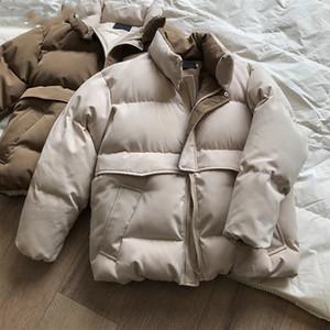 2021 Femmes épais hiver manteau de garde collier femme veste manteau surdimensionné mûre meuble extérieur femme casaco féminin parkas
