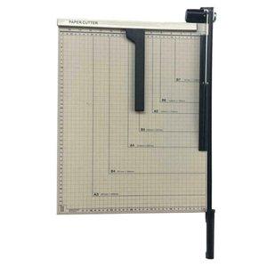 Outil de bureaux A3 de la précision de la trimmer de la guillotine de la guillotine.