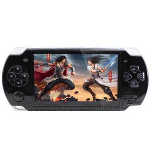 4,3-Zoll-Bildschirm-Handheld-tragbare Game-Konsole für PSP-Spielkamera-Video-E-Book MP4-Player MP5-Konsole Game Player echte 8GB-Unterstützung