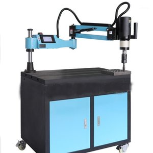 CE 220V M3-M12 Vertical Type Electric Tapping Machine Electric Tapper Tapping Tool Machine-working Taps Threading Machine1
