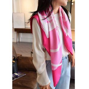 Summer Fashion 100% Silk Scarf Shawl Head Scarves 88*88cm J1215