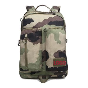 Cross Border Customizable New Paragraph 30L Backpack Nylon Anti-Spillage Outdoor Casual -style Tactical Backpacks