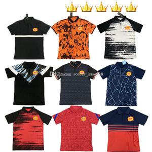 2020 2021 Polo Shirt Jerseys de football Camiseta de futbol Kits Club Team Court-Sleeve Uniforms Kits 20 21 Shirts de football