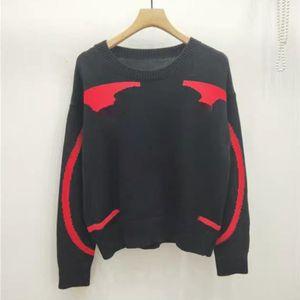Suéter de campeón suéter de lana para mujer para ladies abrigos letra top shap jumper mujer jersey suéter de punto