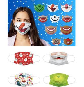 2021 DIY Personalizado Face Face Mask Personalizado Anti Poeira Face Máscara de Algodão para Partido Ciclismo Camping Viagem Anti Algodão Máscara Reutilizável