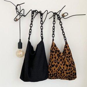 Bags for Women 2020 Corduroy Shoulder Bag Shopping Bags Casual Female Handbag Young Ladies Shopping Bag Reusable Folding