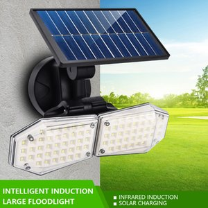 Z30 Solar Wall Light Street Lamp Motion Sensor Built in Long Battery Life Outdoor Powered Sunlight Waterproof LED Bulbs 120 Degree