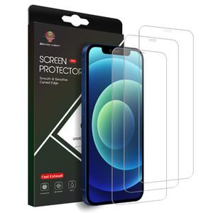 """Protector de pantalla anti deslumbramiento para iPhone 12 Pro Max Mini 5.4 """"6.1 pulgadas 6.7 pulgadas 6.7"""" 5,4 pulgadas de trajes para-pubg Juegos móviles de vidrio templado"""