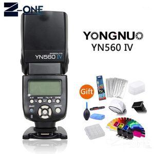 Yongnuo YN 560 III IV Wireless Master Flash Speedlite ل Pentax DSLR كاميرا فلاش Speedlite Original1
