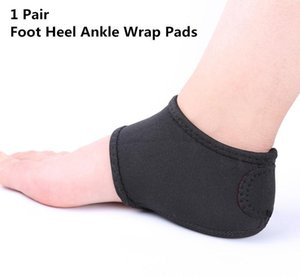 New 2pcs Foot Heel Ankle Wrap Pads Plantar Fasciitis Therapy Pain Relief Arch Support Diving Heel Anti-cracking Socks 2020