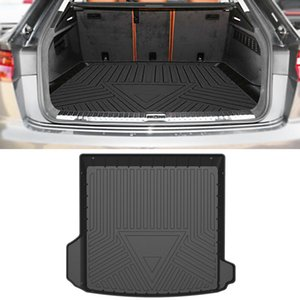 For Audi Q8 2018 2019 2020 Car Cargo Liner All-Weather TPE Non-slip Trunk Mats Waterproof Boot Tray Carpet Interior Accessories