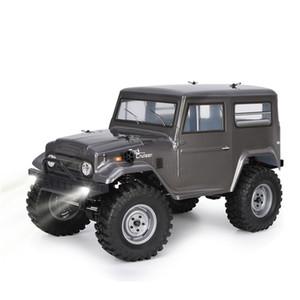 RGT RC CAR 1:10 4WD OFF OFF SHIRT ROCK ROCK CRAWLER RTR ROCK CRUISER RC-4 136100v2 4x4 Hobby Hobby RC Crawlers 201223