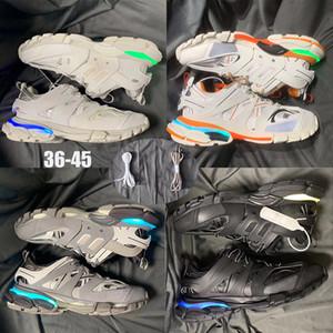 منصة أحذية رياضية الإصدار 3.0 led tess s باريس الثلاثي s gomma أزياء الرجال النساء الاحذية clunky trainer المشي الأحذية chaussures