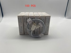 100pcs lot 6 generations Original OEM quality 1m 3ft 2M 6ft USB Data Sync Charge Cable With New Package