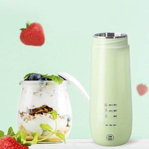220V Portable Mini Yoghurt Container Fermenting Machine Electric Kettle Automatic Yogurt Maker Stainless Steel