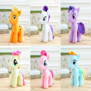 New plush toys 25cm stuffed animal My Toy Collectiond Edition Plush send Ponies Spike toys As Gifts For Children gifts kids toys