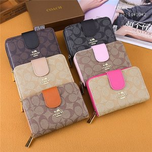 2020 fashion men's and women's wallet, high-quality fashion wallet, new folding wallet