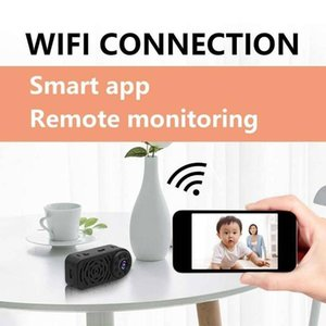 HD 4k Wifi IP Mini Camera Action Wireless Night Version Camcorders Hotspot Video Micro Small Cam Motion Detection