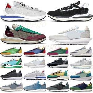 Designer LDV Blazer Ld Vaporwaffle Waffle Dayboak Homem ao ar livre Mulheres Sapatos Chunky Dunky Mens Treinadores Mulheres Esportes Sneakers 36-45 2021 #