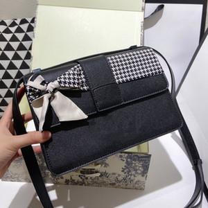 2021 Bayan Lüks Tasarımcı Çantalar Çantalar Omuz Çantaları Tasarımcı Çanta Çantalar Sırt Çantası Crossbody Çanta Zincir Cüzdan Debriyaj Çanta Kutusu
