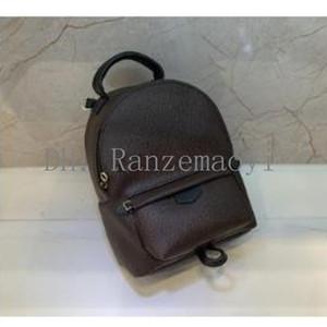 Spedizione gratuita! Fashion Palm Springs Zaino Mini PU Bambini Backpack Donne Stampa Borsa in pelle