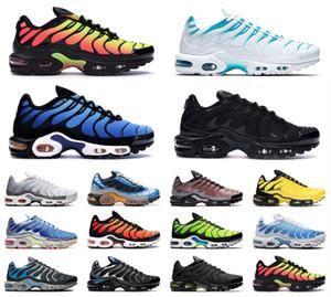 Chaussures mauve respirant III Supernova vert corail de la chaux camo bleus TN Mer Oreo White Womens Sneakers Baskers Plus Sports Running Hommes