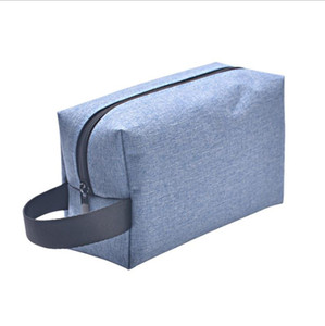 Sac cosmétique portable de mode Sacs shoecustomisables simples Voyage Sac à laver la poussière de finition Logo Personnalisé Ameublement