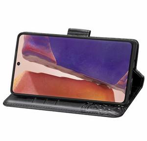 Couverture en cuir de luxe pour Samsung Galaxy A8 Plus 2018 A11 A21 A31 A41 A51 A71 A81 A91 Coque Téléphone pour Galaxy A51 WMTOPA DH_NICESHOP