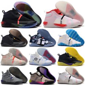 2020 جديد مامبا كوادفيت شاسع رمادي ابتداء من Fairfit 12S سحب كرة السلة أحذية رجالي المدربين 12 المحاربين الرياضة أحذية رياضية الحجم 40-46