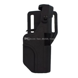 Wholesale Tactical G17 19 22 23 31 32 Gun Carry Holster Military Army Shooting Pistol Quick Drop Belt Holster Right Hand