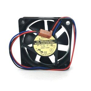 ADDA AD0612HB-D76GL 6015 12V 0.13A ball cooling fan 60*60*15MM