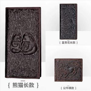 Nwc Long Wallet wallet Mixprints Multifunctional Large 6 Zipper case Women Capacity Hasp plus Cross body bag