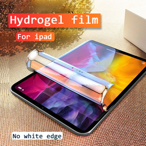 Hydrogel film For iPad 9.7 Air 4 3 2 2017 2018 Screen Protector For ipad 7 10.2 mini 4 5 11 pro 2020 10.5 Soft Protective Film