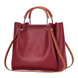 Fashion Handbags Bags Women shoulder bag genuine Luxurys Designers Bags 2020 Women's Bag New Leisure Bucket Bag