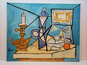 Pablo Picasso Paisagem Home Decor Artesanato / HD impressão pintura a óleo sobre tela Wall Art Canvas Pictures 201116