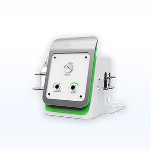 Portable Green Hydro Microdermabrasion Face Peel Clean Skin Care Machine Facial Cleansing Hydra Water Oxygen Jet Peel Machine For Spa Use